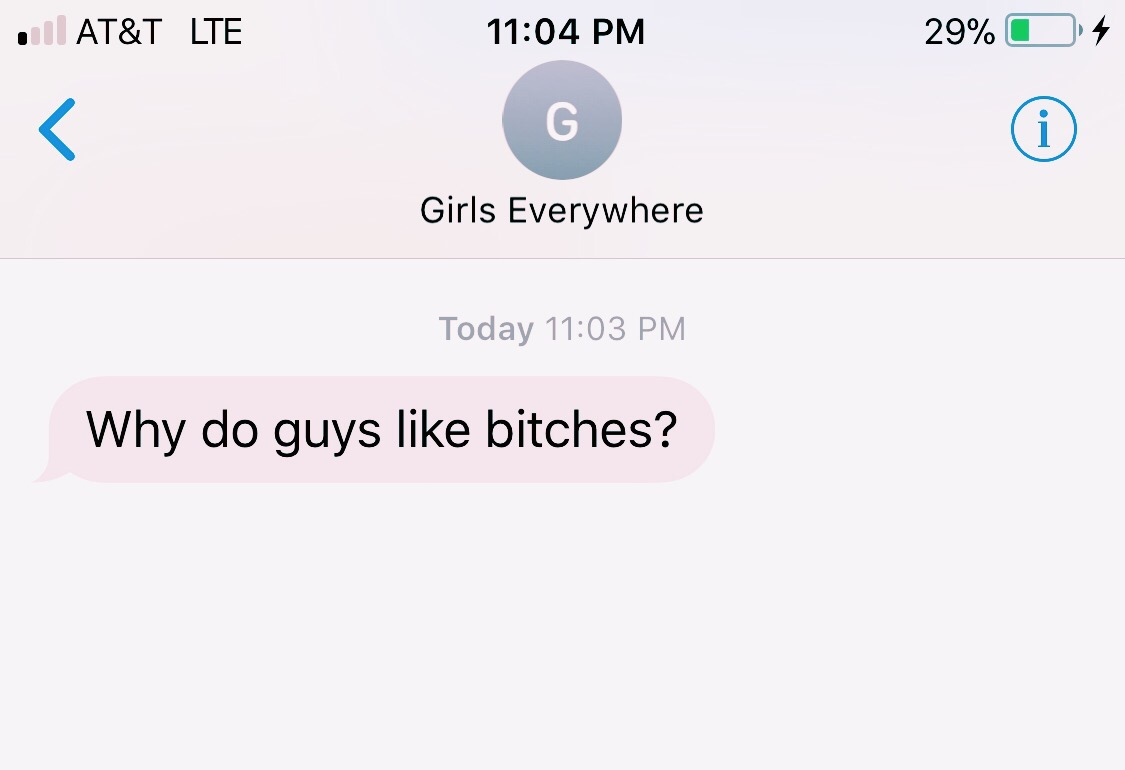 Just started dating a girl advice about boys